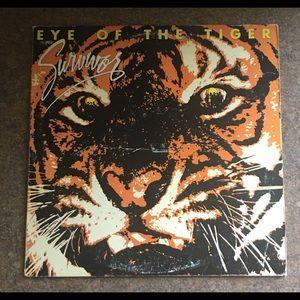 """Other - Survivor Eye of the Tiger 12"""" Vinyl LP Album"""